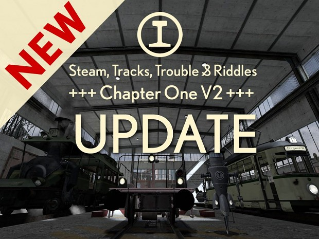 S.T.T. & R. Chapter One V2