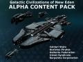 GCoNE Alpha Content Pack