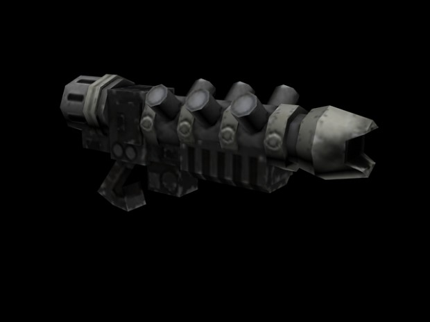 WH30k Graviton Gun (Horus Heresy Era)