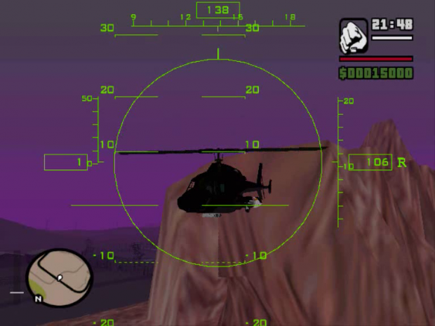 airwolf supercopter