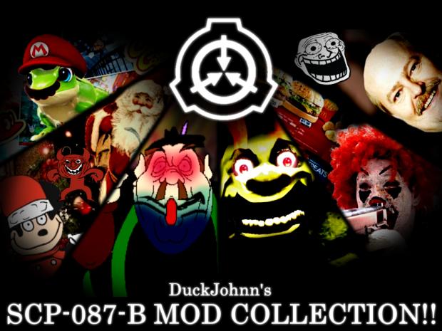 DuckJohnn's SCP-087-B Mod Collection