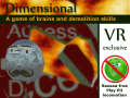 Dimensional - VR DK2 demo