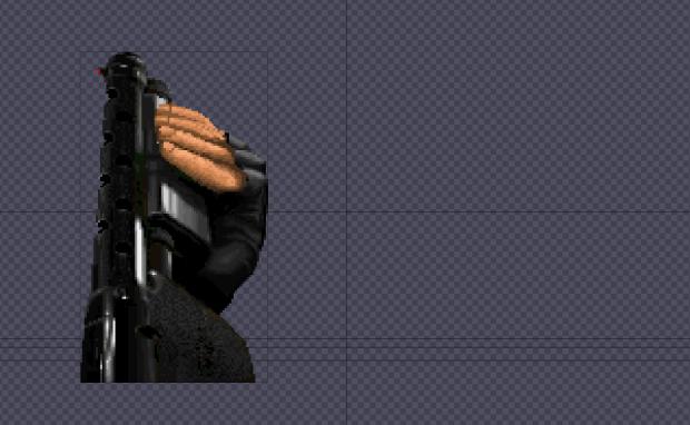 BD V18 sprites for shotgun