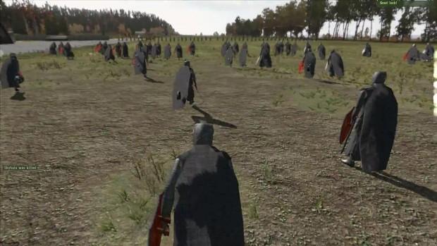 Medieval Battles v1.1, v1.2