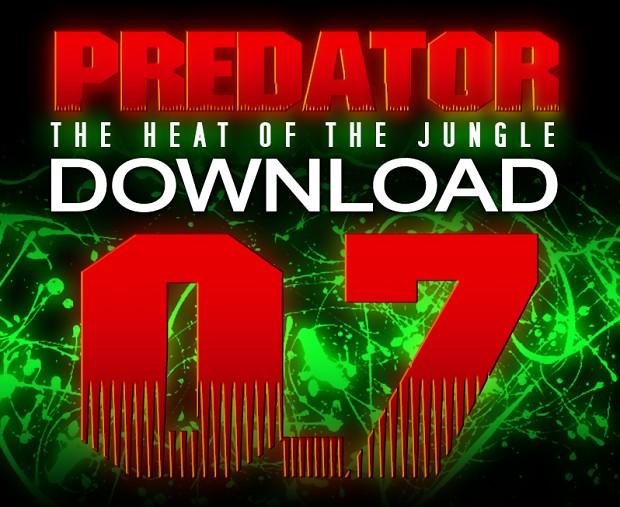 PREDATOR - THE HEAT OF THE JUNGLE MOD V0.7 CRYSIS