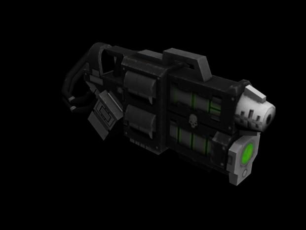 WH40k Graviton Cannon
