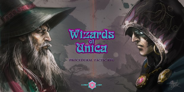 Wizards of Unica - Alpha 0.1