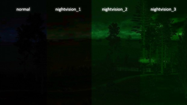 Better nightvisions for COC
