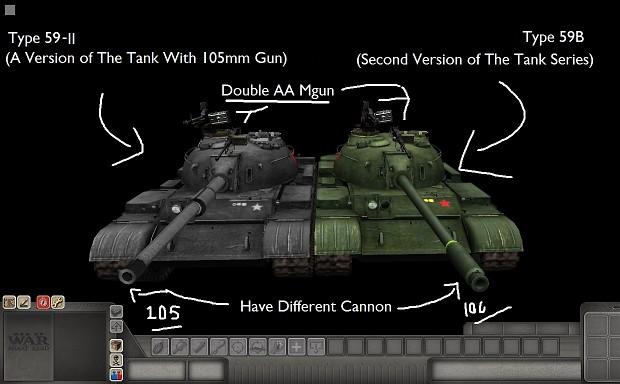 Скачать Type 59 Tank V.1.2 — бесплатно