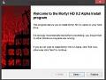 Mortyr HD  0.2 Alpha setup