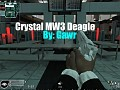 Crystal MW3 Deagle