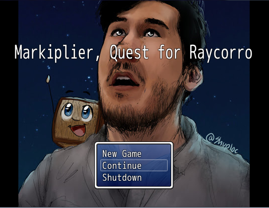 Markiplier Quest For Raycorro