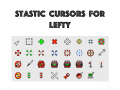 Static Cursors for Lefty