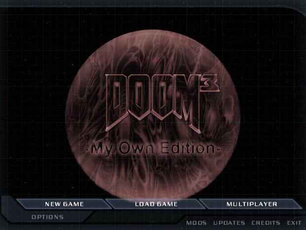 DOOM3 My Own Edition (v0.25)
