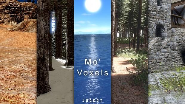 Mo' Voxels v1.00