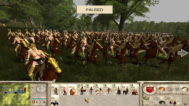 18+ ONLY: Amazons: Total War - Refulgent 8.1C