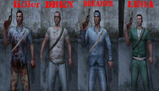 Manhunt 2 Beta Player MOD