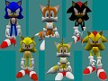 Sonic playermodel pack for goldsource games/mods