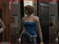 Jill RE5/RER face skin (Julia Voth) for RE3 v1.2.1