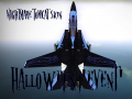 F-14A special Halloween skin