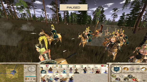 18+ ONLY: Amazons: Total War - Refulgent 8.1E