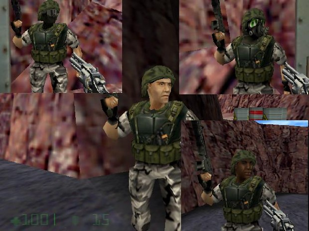 New Hecu soldier HELMET