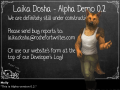 Laika Dosha - Alpha 0.2 Demo Released!