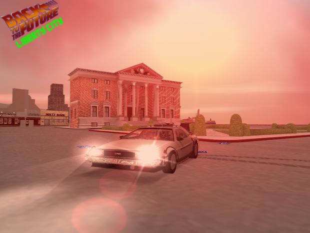 Back to the Future: Liberty City V1.1B