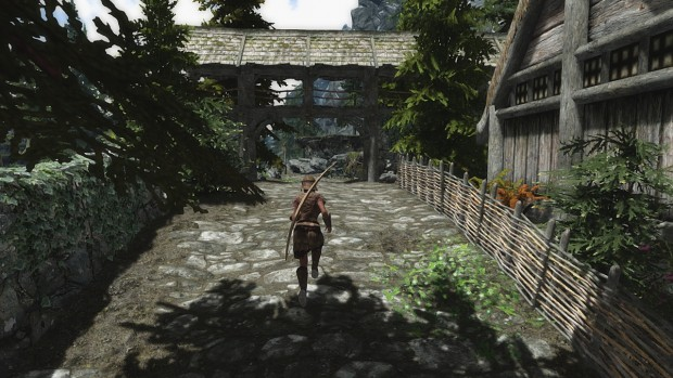 Just ENBSeries for Skyrim (Booster Version)