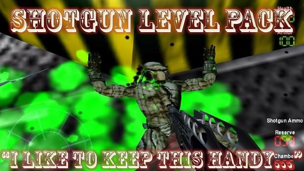 Shotgun Level Pack