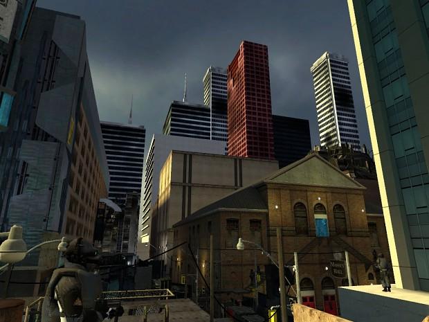 City 7: Toronto Conflict Patch - Source SDK 2013