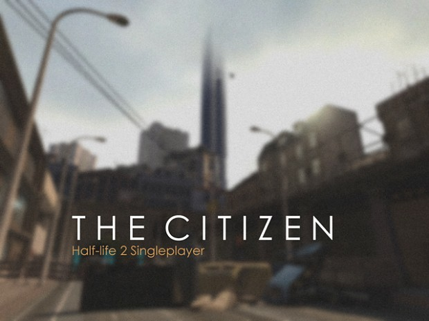 The Citizen Patch - Source SDK 2013