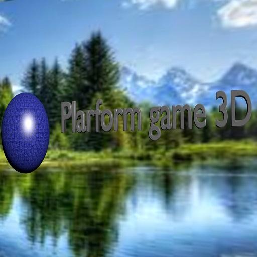 Platform game 3D demo