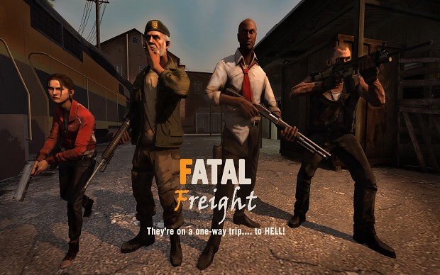 Fatal Freight - Release 1.5