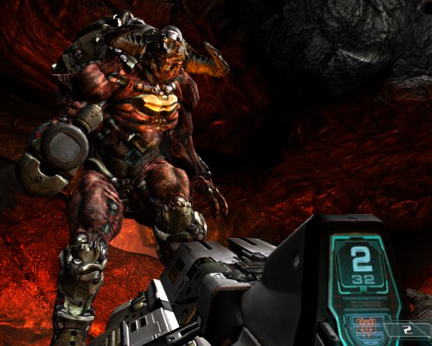 Doom 3 BFG Hi Def 2.7