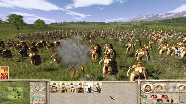 18+ ONLY: Amazons: Total War - Refulgent 8.1G
