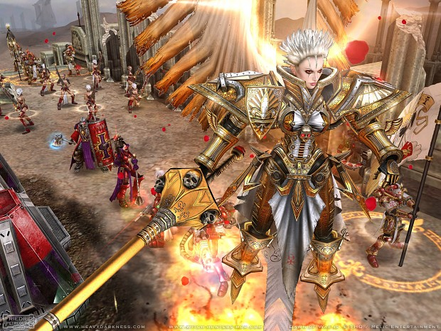 Witch Hunters: Adepta Sororitas mod for Soulstorm  (OBSOLETE)