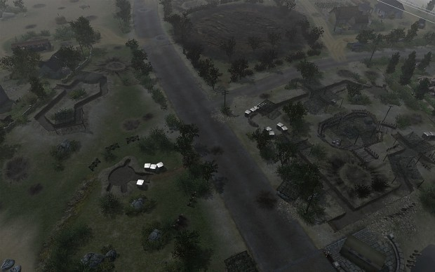 Dark Rising Map - Bridge Assault