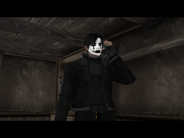 The Crow for Resident Evil 4