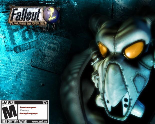 Fallout 2 No Swear Mod