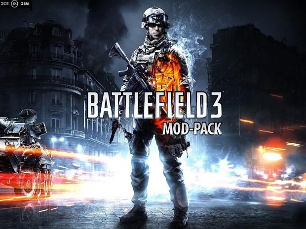 Mod-pack:Battlefield 3 (full version updated)