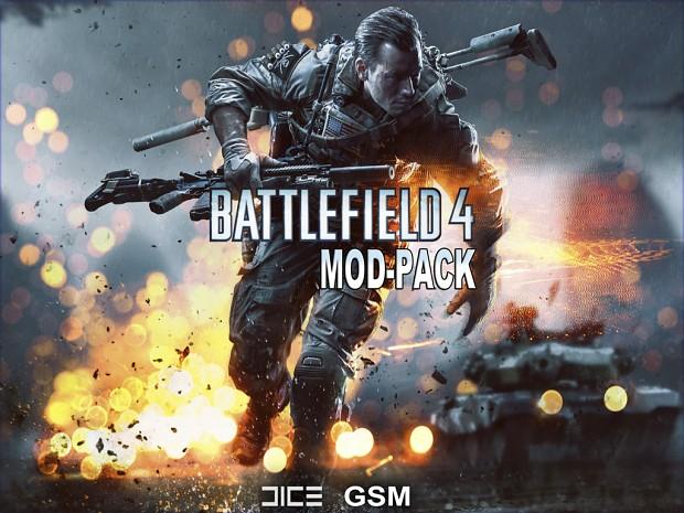 Mod-pack:Battlefield 4