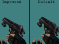 Improved Gearbox Desert Eagle