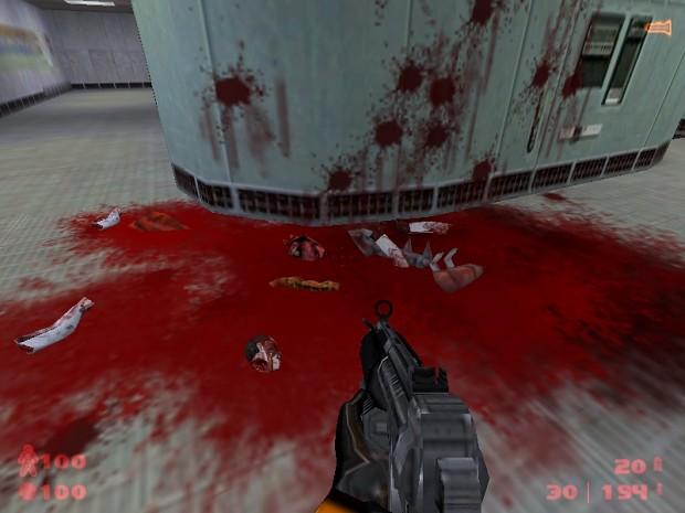 Better Blood For Brutal Half Life!