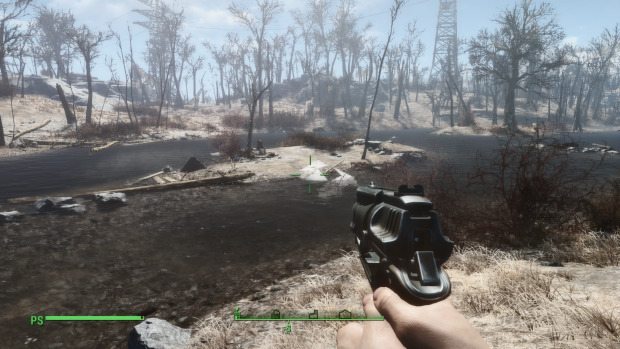 Fallout 4 ReShade Performance