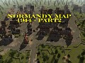Normandy Map 1944 - Part2 with Screenshots
