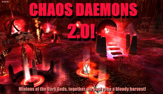 Daemons Mod Complete - 2.0!