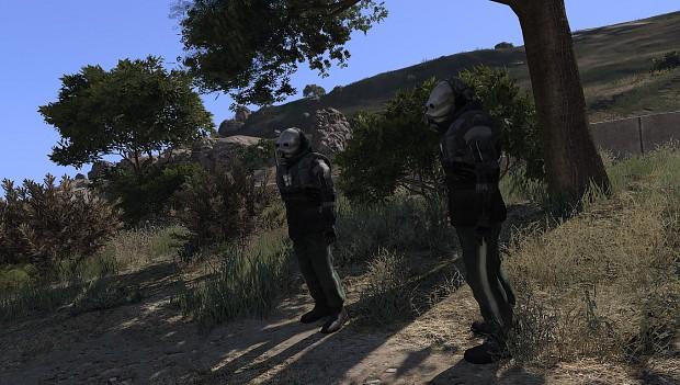 The Uprising alpha v3
