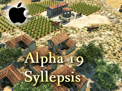 0 A.D. Alpha 19 Syllepsis (Mac version)