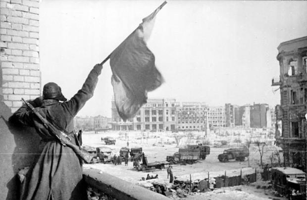 Stalingrad by Berkolok